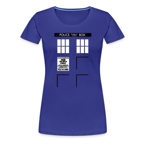 policebox - Women's Premium T-Shirt