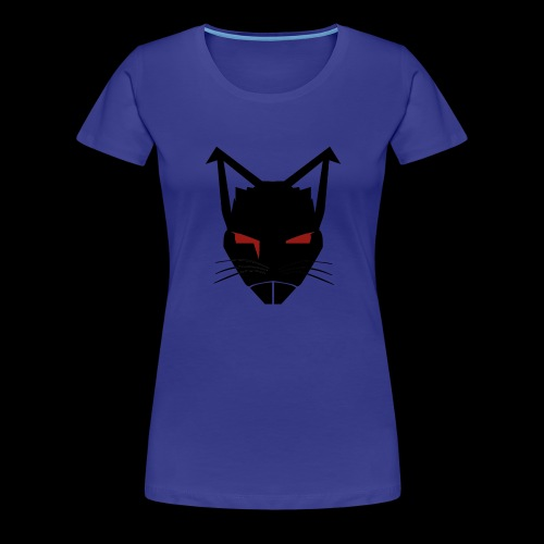 RatCrusher (BLACK) - Women's Premium T-Shirt