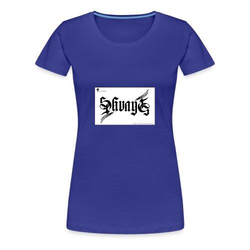 savage - Women's Premium T-Shirt
