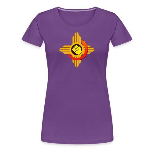 NM-ISM Icon - Women's Premium T-Shirt