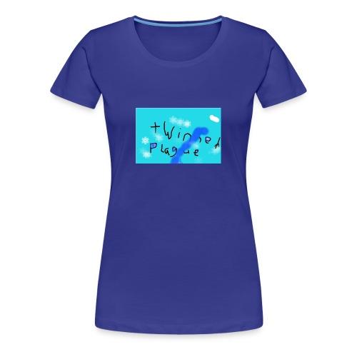 The official twinned army merch - Women's Premium T-Shirt