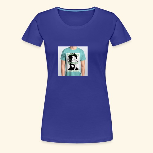foolish boy come here - Women's Premium T-Shirt
