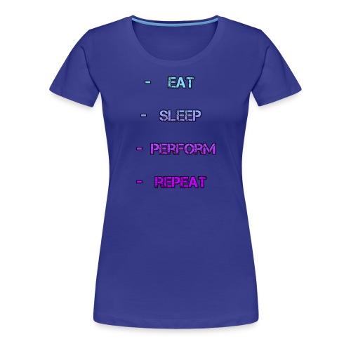littlelaurzs productions T-shirt - Women's Premium T-Shirt