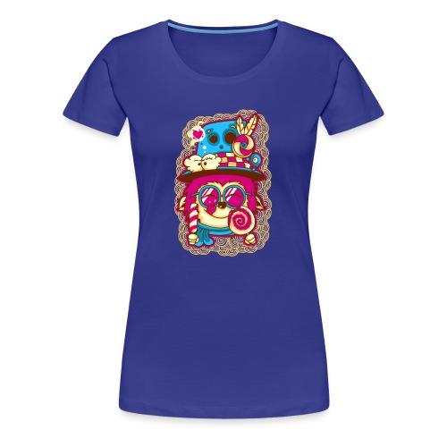 I love candy - Women's Premium T-Shirt