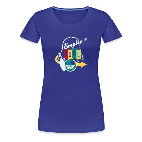 Empire Bowl - Women's Premium T-Shirt