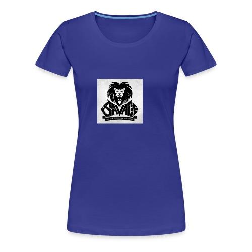 king savage - Women's Premium T-Shirt