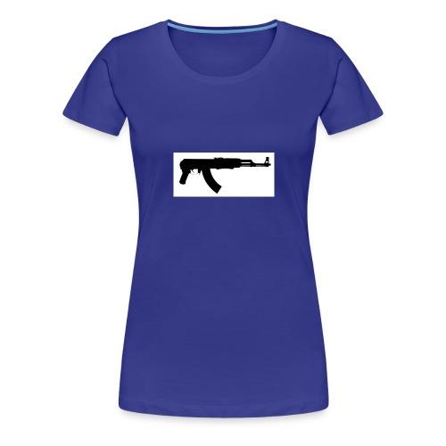 ak - Women's Premium T-Shirt