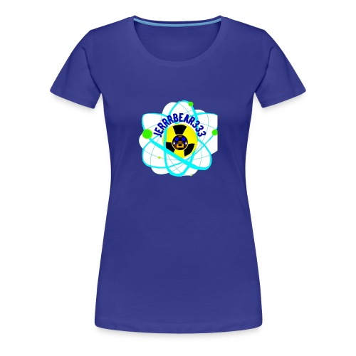 Jerrrbear Logo - Women's Premium T-Shirt