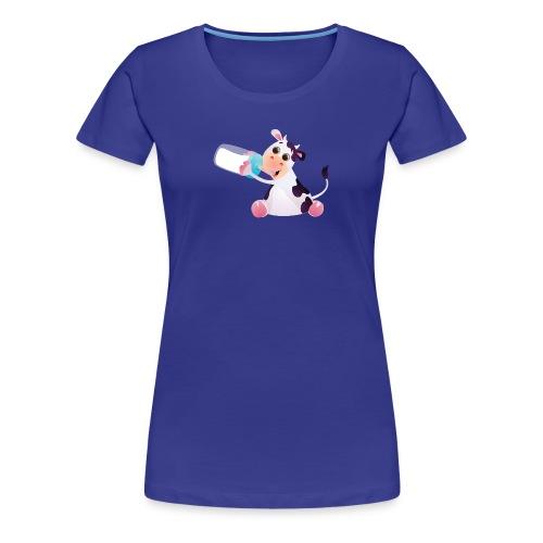 baby calf - Women's Premium T-Shirt