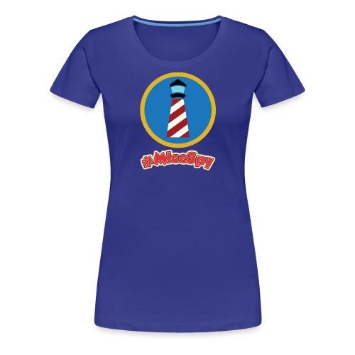 Storybook Land Canal Boats Explorer Badge - Women's Premium T-Shirt