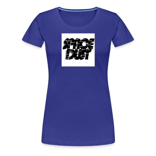 space dust brush - Women's Premium T-Shirt