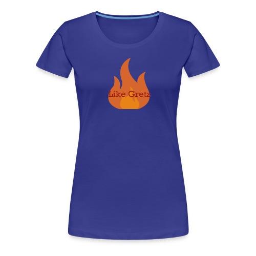 FireLikeMerch - Women's Premium T-Shirt