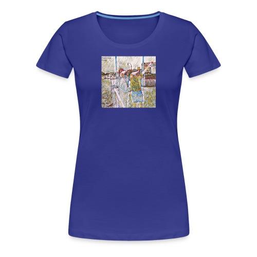 Do The Dab x2 - Women's Premium T-Shirt