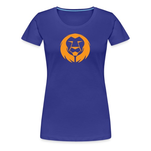 RBRT Lion - Women's Premium T-Shirt