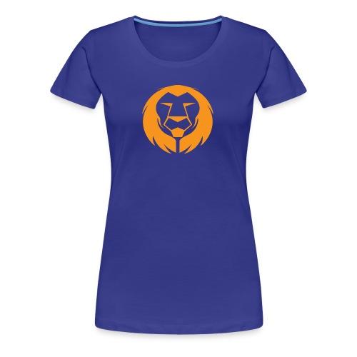 RBRT Lion - Women's Premium T-Shirt