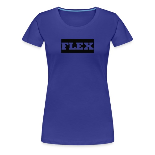 FLEX shirt designer - Women's Premium T-Shirt