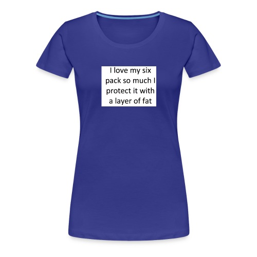 funny phone case - Women's Premium T-Shirt