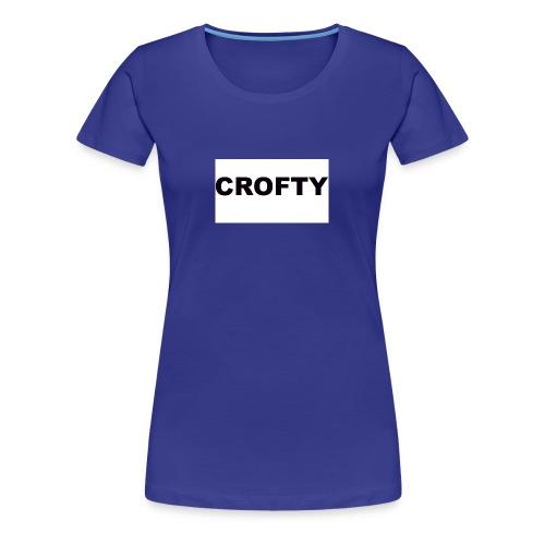 CROFTYS - Women's Premium T-Shirt