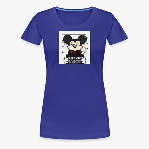 mickey - Women's Premium T-Shirt
