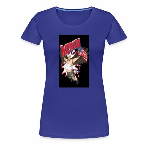 Merica - Women's Premium T-Shirt