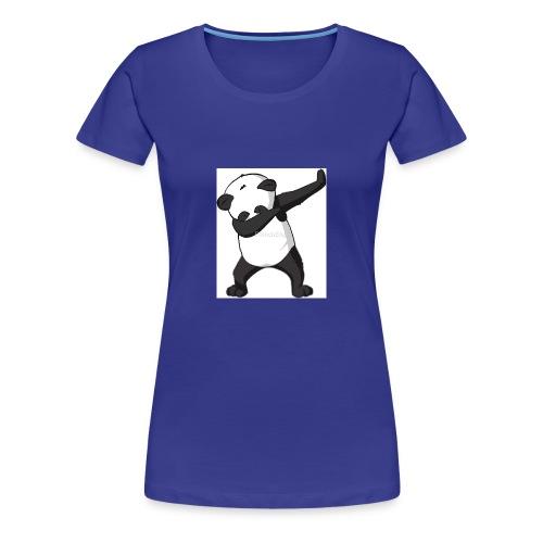savage panda hoodie - Women's Premium T-Shirt