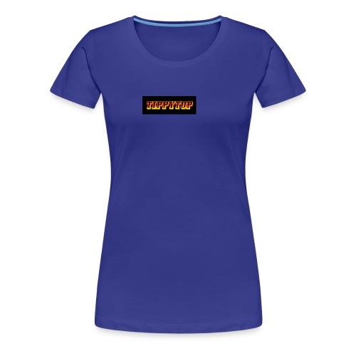clothing brand logo - Women's Premium T-Shirt