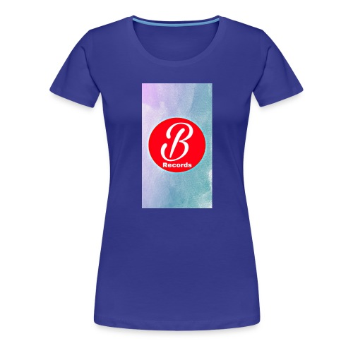 Bursona Records Merch - Women's Premium T-Shirt