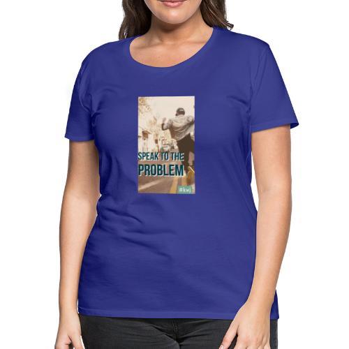 6F7F66E0 7E8D 43D9 B5D3 56E6275D0A9D - Women's Premium T-Shirt