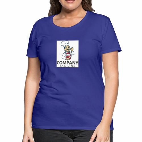 Compny tag - Women's Premium T-Shirt