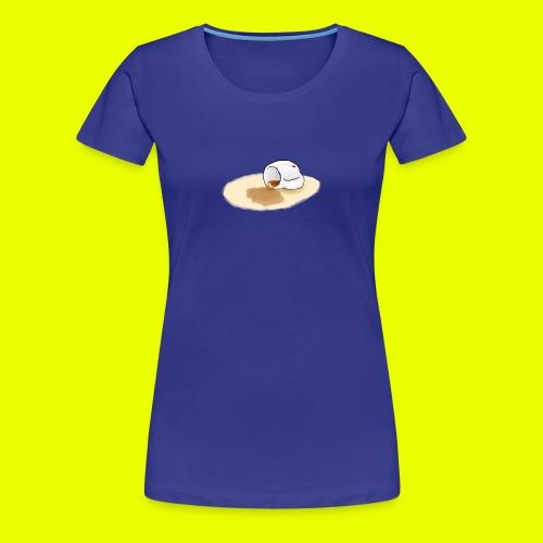 The tea has been spilled - Women's Premium T-Shirt