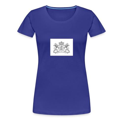 NO way man crowns of cougar - Women's Premium T-Shirt