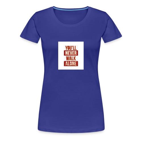 liverpool fc ynwa - Women's Premium T-Shirt