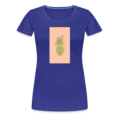 pinaple - Women's Premium T-Shirt