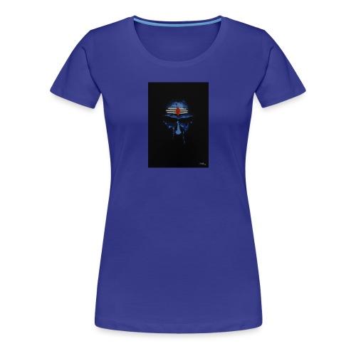 shiva - Women's Premium T-Shirt