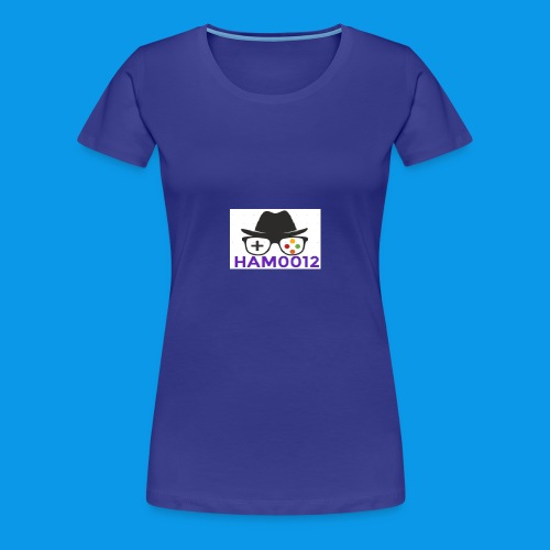 HAMoo12 - Women's Premium T-Shirt