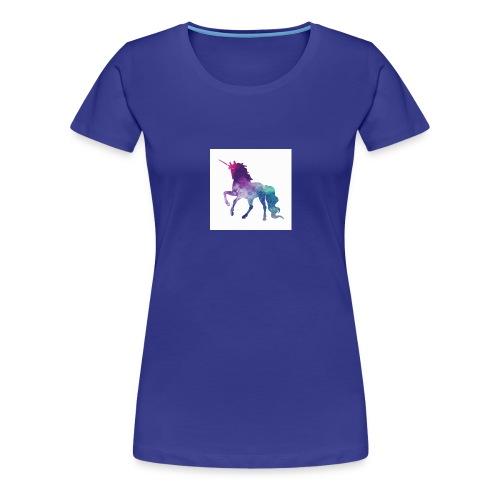 galaxy unicorn - Women's Premium T-Shirt
