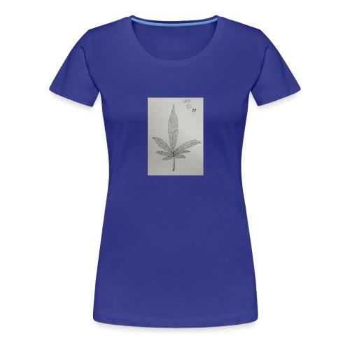 Happy 420 - Women's Premium T-Shirt