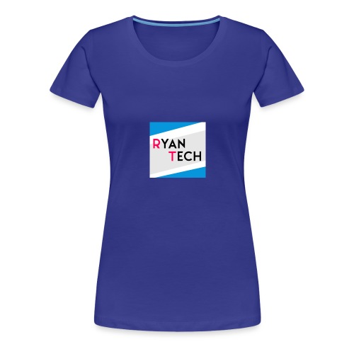 RYAN TECH - Women's Premium T-Shirt