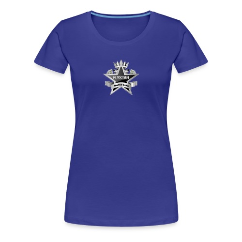 FlyStar Money Gang Logo - Women's Premium T-Shirt