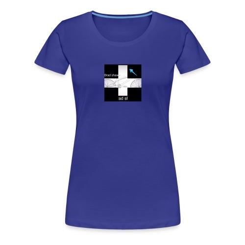 logo for vlogs - Women's Premium T-Shirt