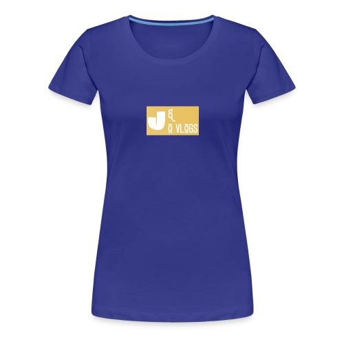J & O Vlogs - Women's Premium T-Shirt