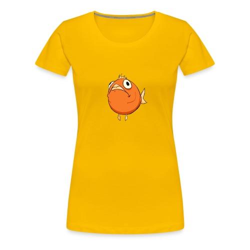blarbfish - Women's Premium T-Shirt