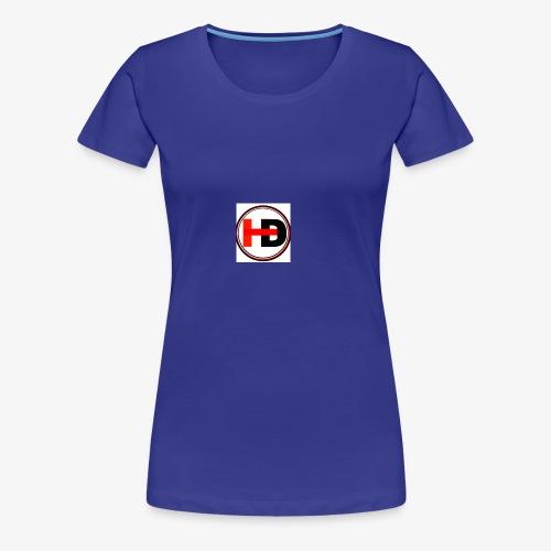 HDGaming - Women's Premium T-Shirt