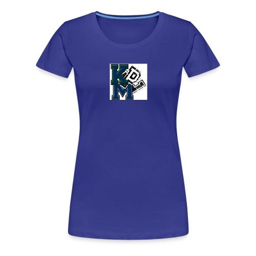 kpml - Women's Premium T-Shirt