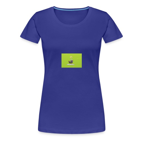 Awesomecoolkawaii emote shirt - Women's Premium T-Shirt