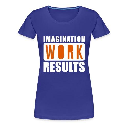 iwr design1 charger editi - Women's Premium T-Shirt