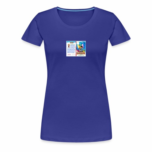 An Essential Book of Good by P fessor Guus cover - Women's Premium T-Shirt