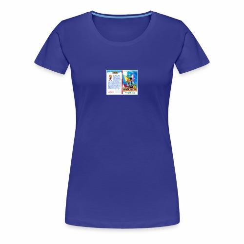 An Essential Book of Good by P fessor Guus cover - Women's Premium T-Shirt
