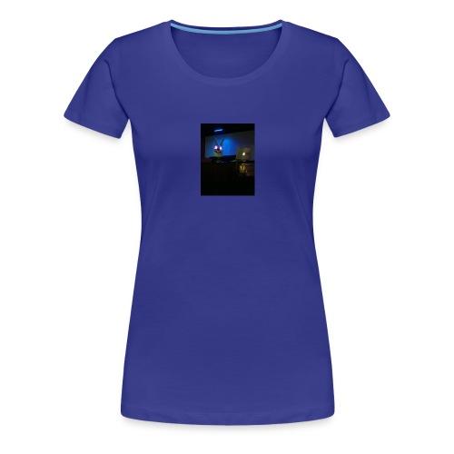 Elektrobunny - Women's Premium T-Shirt