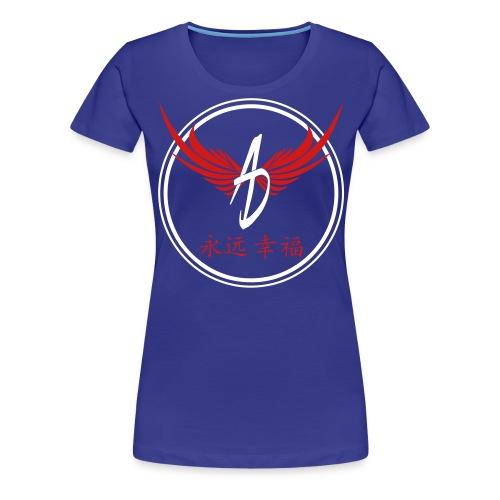 Happiness wings - Women's Premium T-Shirt